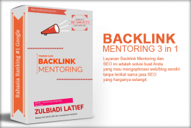 Backlink Mentoring 3 in 1